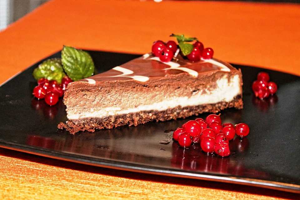 Come Preparare una Cheesecake al Cioccolato